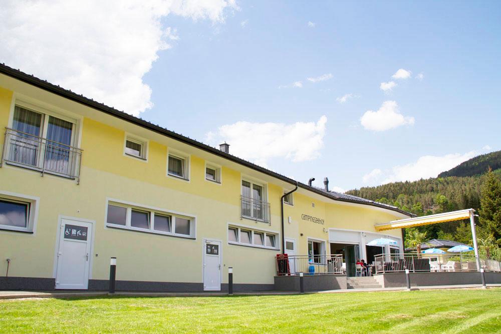 Camping Seehof Restaurant Seehof