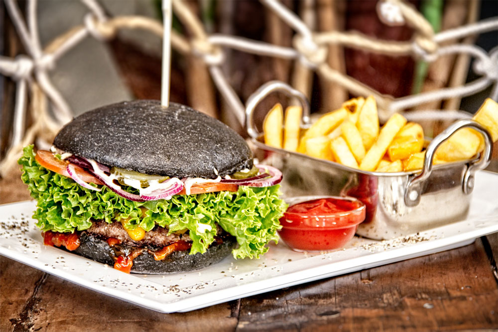 Camping Seehof Collor Burger