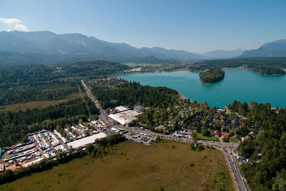 Bike Week am Faakersee Camping Seehof